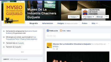 Facebook Museo