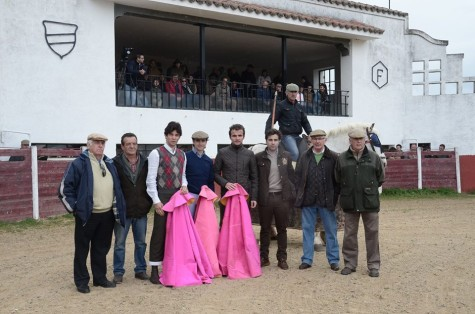 Celebración del aniversario de la Asociación Taurina de Guijuelo. Foto Asociación Taruina de Guijuelo.
