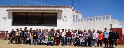 III Aniversario de la Asociación Taurina de Guijuelo. Foto Salamanca24horas