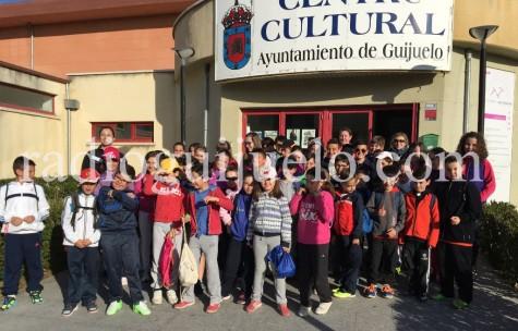 Participantes del Diviértete en Semana Santa.