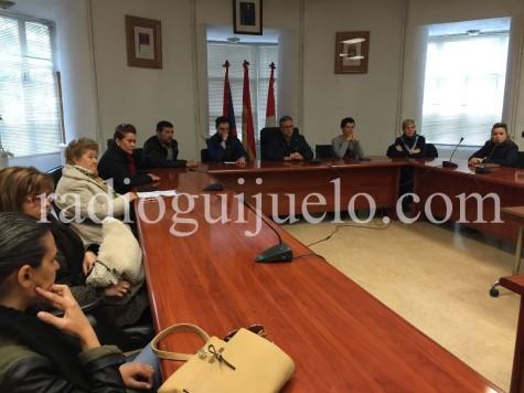 Pleno Municipal celebrado en el día de hoy.