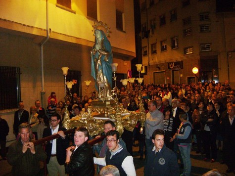 Semana Santa  en Guijuelo.