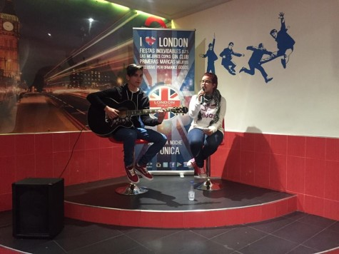 Una actuación de So Broken en el London Guijuelo. Foto London Guijuelo.