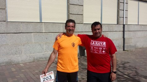 Manolo Berrocal. Foto club atletismo Guijuelo.