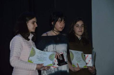 La guijuelense Esther Benito. Foto Salamanca24horas.com