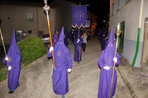 Semana Santa en Ledrada. Foto Ledrada.