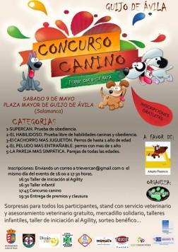 Concurso Canino Guijo de Ávila