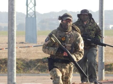 Ballata de airsoft. Foto Armysoft.es.