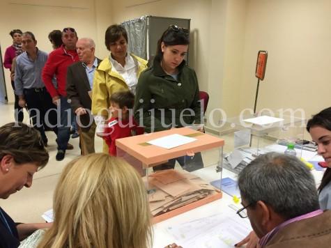 Elecciones en Guijuelo. Foto archivo.