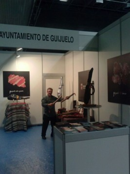 Guijuelo en Expovaciones en 2015. Foto F.S.