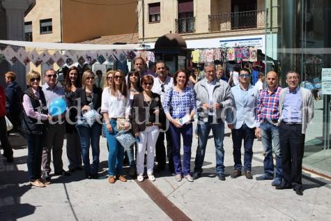 Presentación del programa electoral del PP en Guijuelo.