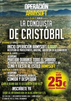 Conquista de Cristobal