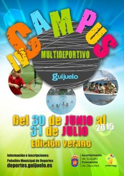 IV edición del campus multideporte