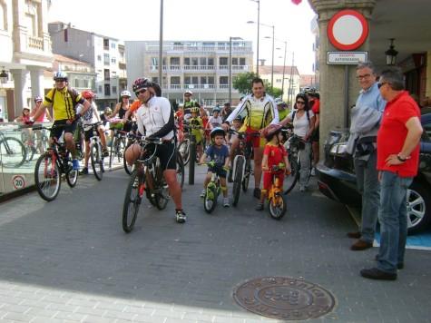 Día de la Bici en Guijuelo.