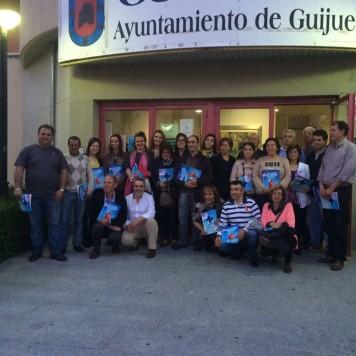 Donantes en Guijuelo. Foto Chus Moro.