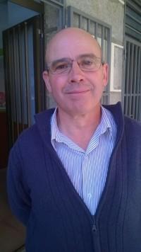 Alejandro González, nuevo alcalde de Santibañez de Béjar. Foto I.S.C.