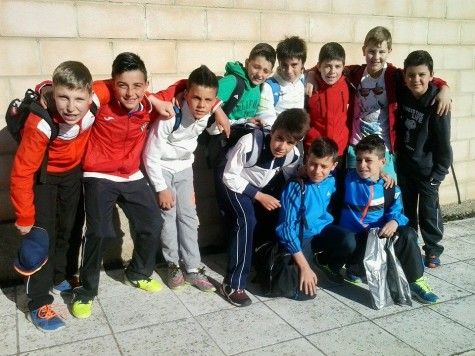 Alumnos del Miguel de Cervantes. Foto M.C.