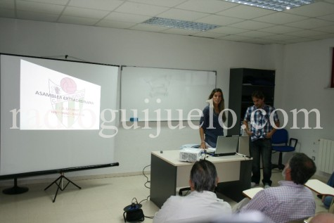 Asamblea de socios del CD Guijuelo.