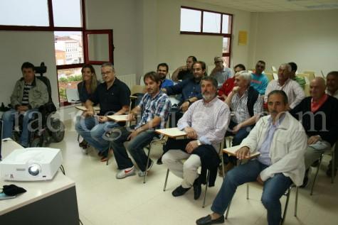 Asamblea del CD Guijuelo.