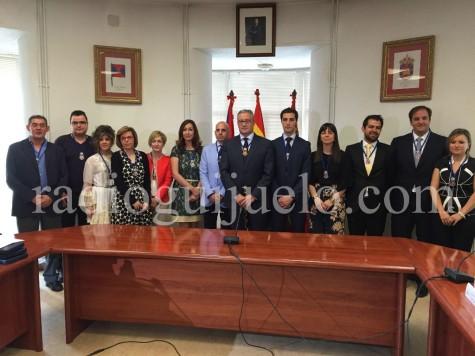 Corporación Municipal del Ayuntamiento de Guijuelo.