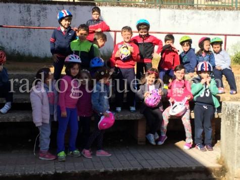 Educación Vial en el Filiberto Villalobos.