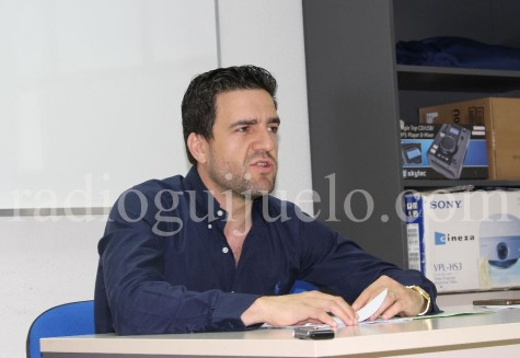 Jorge Hernández presidente del CD Guijuelo.