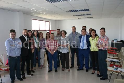 Reunión de Interreg en Guijuelo.