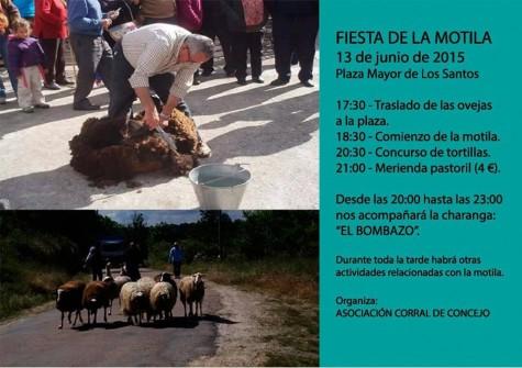 jueves 13 junio LOS SANTOS