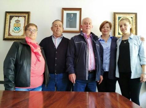Coorporación Municipal de Gallegos. Foto Olga Simnas.