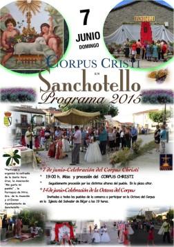 martes 7 juno CORPUS sanchotello