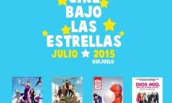Cartelera cine de verano 2015