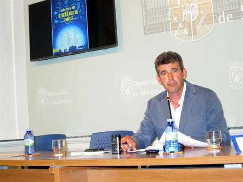 El diputado provincial Julián Barrera. Foto europapress.es.