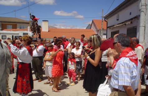 Fiestas en La Maya. Foto archivo, foto forociudad.com.