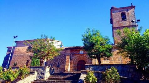 Iglesia de Sorihuela. Foto fotopaises.com