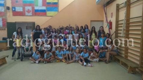 Participantes de las semicolonias