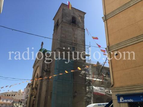 Iglesia Parroquial de Guijuelo.