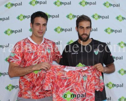 Presentación de Ramiro Mayor y Diego Rivas.