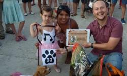 I concurso canino de Fuentes