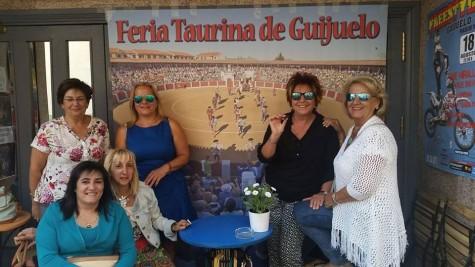 Photocall situado en el Hotel Torres. Foto Toñi Demetrio.