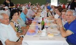 Comida Homenaje a nuestros Mayores. Foto archivo