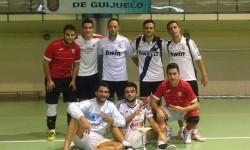 Los amigos de Blanca, campeones fútbol sala 2015.