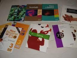 Libros de texto. Foto todoeducacon.es