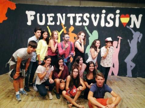Fiestas Fuenterrco. Foto Laura.