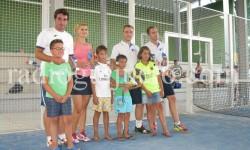 Finalistas torneo de Padel