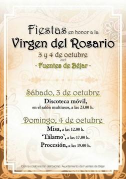 3 y 4 FUENTES virgen del rosario