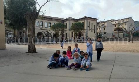 Inicio de las clases en el Colegio Filiberto Villalobos.
