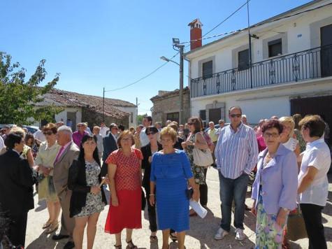 Fiestas en Cristobal. Foto Crónica de Salamanca.