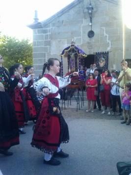 Fiestas en Sorihuela.  Foto María Ángeles Nieto.
