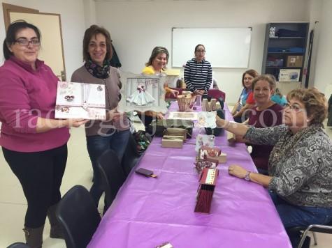 Asoaciación de Mujeres Emprendedoras de Guijuelo. Foto archivo.