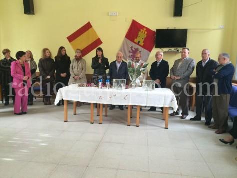 Fiesta en el Hogar del Jubilado. Foto archivo